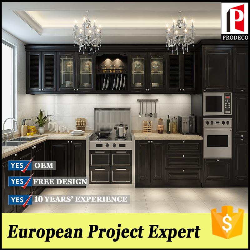 luxe meubles armoires de cuisine en aluminium verre porte et le cadre de fen tre et obturateur. Black Bedroom Furniture Sets. Home Design Ideas