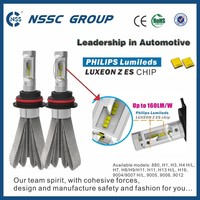 High Brightness Headlamp Kits Nssc 5s+ H7 Led Light For Replacing ...