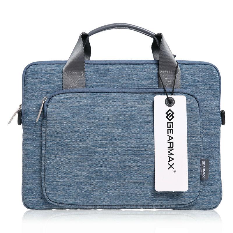 081478262bd4 Gearmax Laptop Case 11 Fashion Design Men Laptop Bags Waterproof Canvas  Laptop Bag 15.6+Free Keyboard Cover for Macbook Air 11-in Laptop Bags &  Cases ...