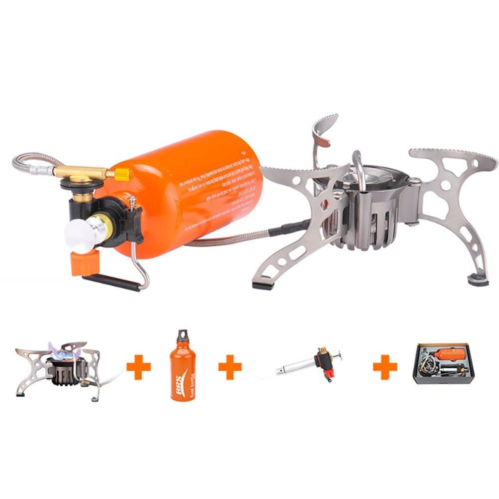 Alibaba.com / BRS Outdoor Kerosene Burners Portable Oil Stove Gas Stove Multi Fuel Camping Cooking Stove