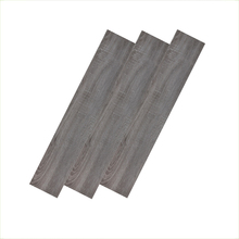 Plastic wood floor vinyl tiles planks, dry back recycled material of PVC flooing