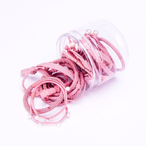 Hair Accessories Elastic Hair Ties Hair Band for Women Girls