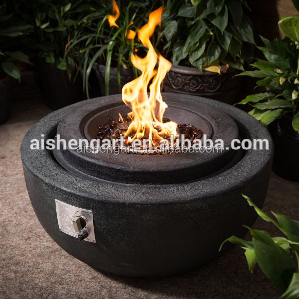 33 Garden Propane Gas Fire Pit For Outdoor