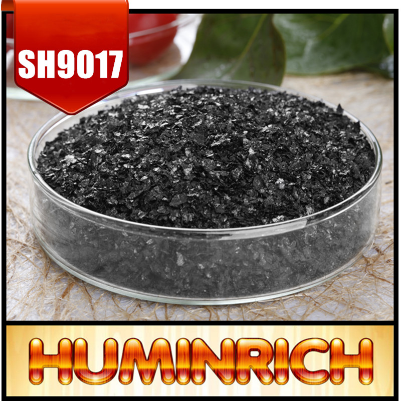 Huminrich Shenyang Sodium Humate 100% Soluble Natural Walnut Wood Stain