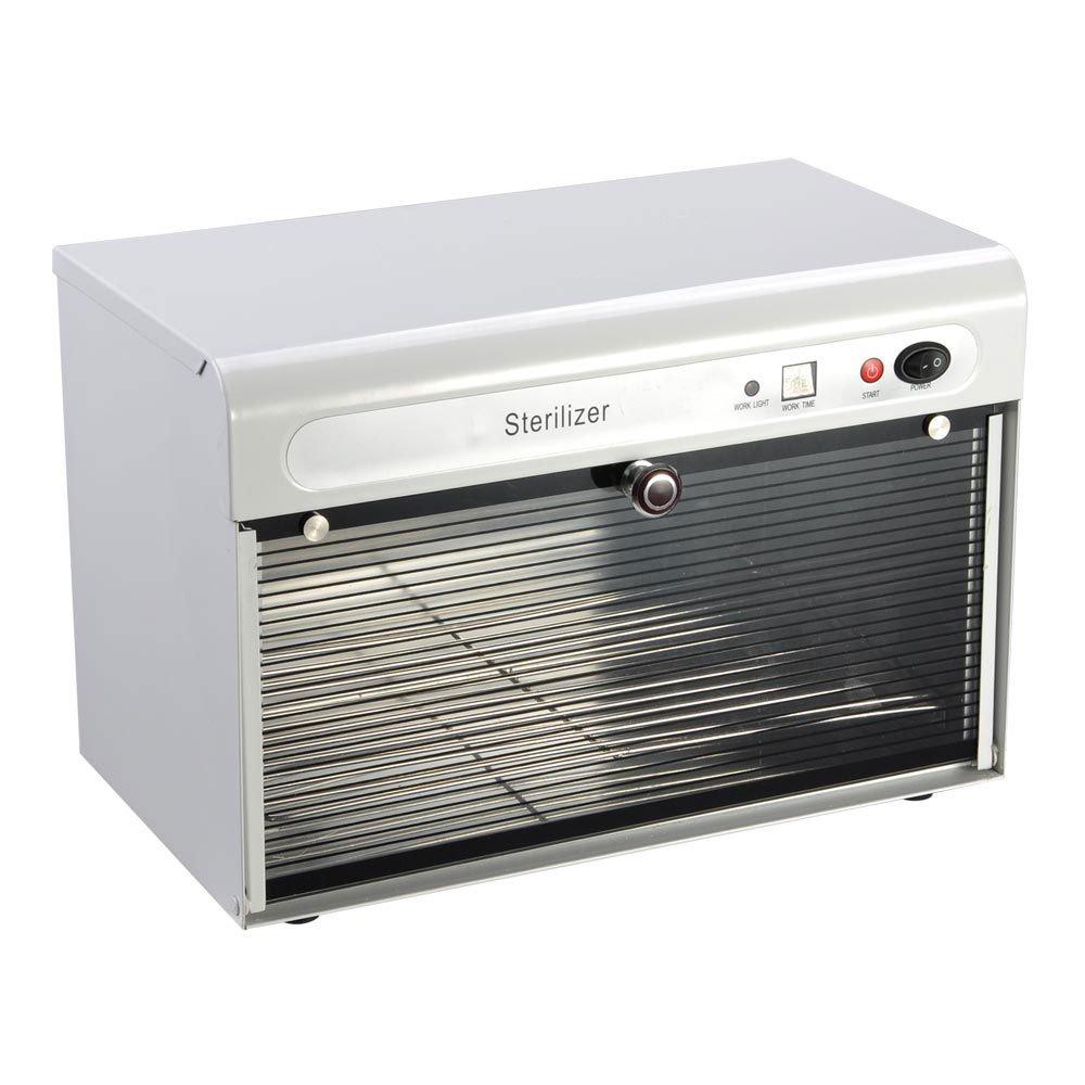 8L UV Electric Salon Beauty Tool Sterilizer Cabinet
