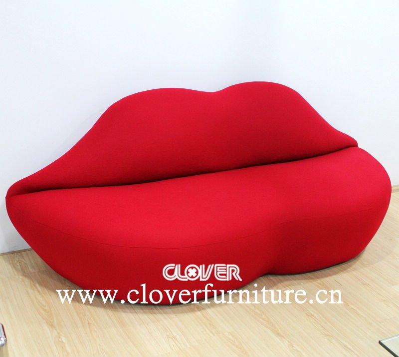Bocca labbra divano divani di soggiorno id prodotto 670330922 - Divano a bocca ...