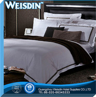 plain new style 777 brand classic peacock bed sheet
