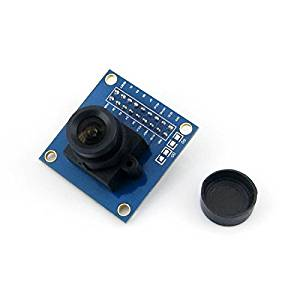 Angelelec DIY Open Sources Sensors, OV7670 Camera Board (B), a Simple Digital Camera Based on OV7670, the Board (B) Makes It Possible to Take Photos and/or Record Video With Your Development Board.