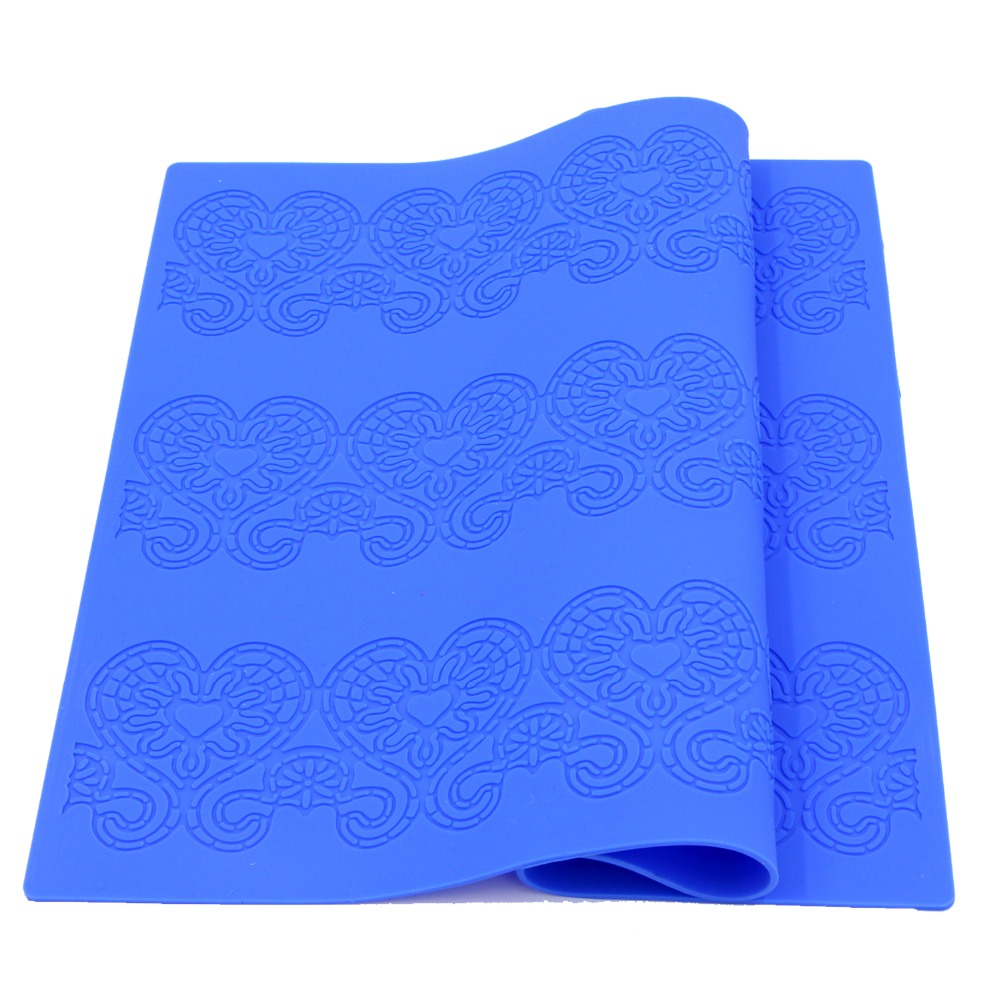 Lace Mats For Cake Decorating