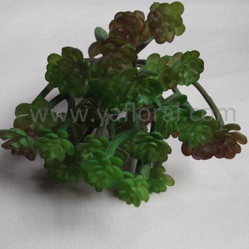 green real touch artificial succulent from chinese supplier succulent plants tropical plants