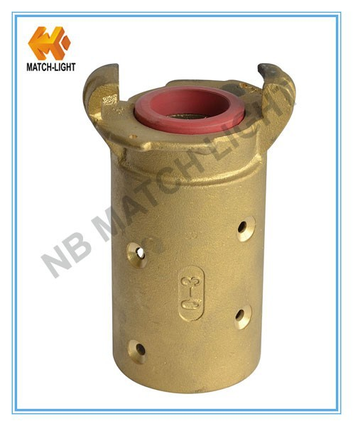 China Supplier Brass Sand Cast Sandblasting Nozzle