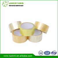 Clear Opp Adhesive Tape For Packing And Carton Sealing
