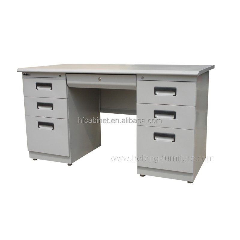 Study Table With Drawers Boss Computer Desk Design Product On Alibaba