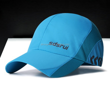 Outdoor sports caps and hats new style running cap waterproof quick-drying hats