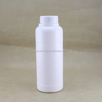 1 liter plastic containers 1liter bottle HDPE electronic cigarette bottles