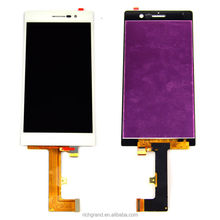 White LCD Screen for Huawei P7 LCD Display+touch Digitizer Full Replacement.