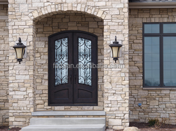Indian arched main door designs double door buy arched for Main door arch designs