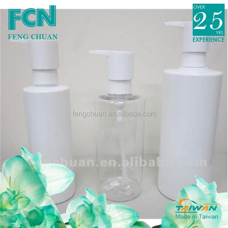 Hot stamping for cosmetic packaging container 200ml lotion bottle