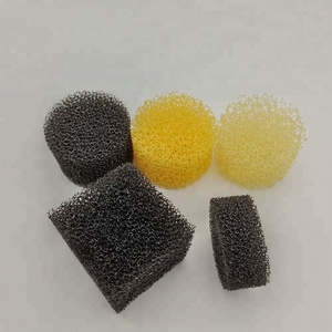 Customized Polyurethane Foam Open Cell Reticulated Air Filter Sponge
