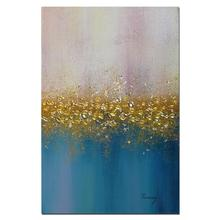Newest Handmade Abstract Canvas Art Painting Framed Wall Mural Painting For Decor