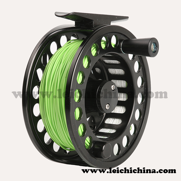 Super light wholesale CNC fly fishing reel