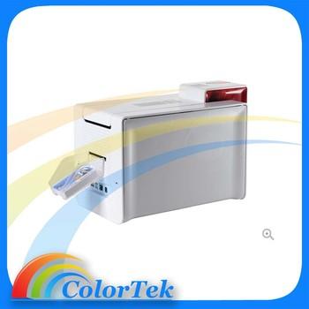 pvc card printing machine