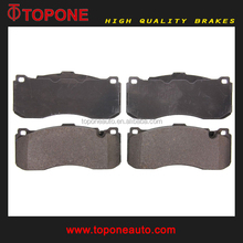 Brake Pad Production Line Auto parts Disc Brake Pads 34116786044 for BMW Brake Pads