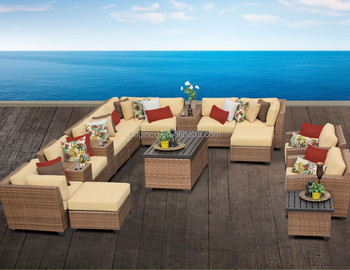 10 Seater Corner Sofa Set Designs With Ottoman Lounge Outdoor