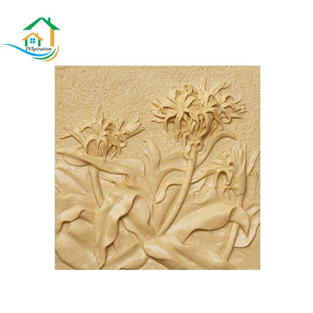 Tuin decoratie stone relief carving