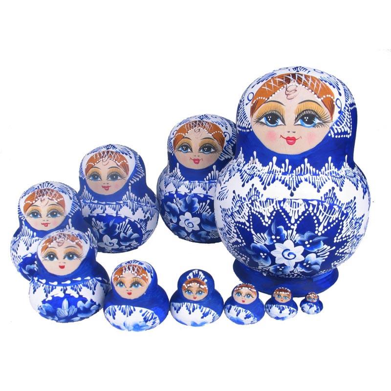 Russian Toys Dolls 28