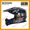 High Quality ECE Approved ABS Material Off Road Motorcycle Helmet For Sale