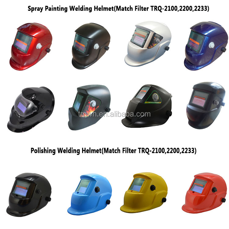 super grade auto darkening welding helmet arc tig mig solar glass welding mask