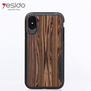 Good quality china cellphone case+cellphone covers shock resistant+for iphone x case wood