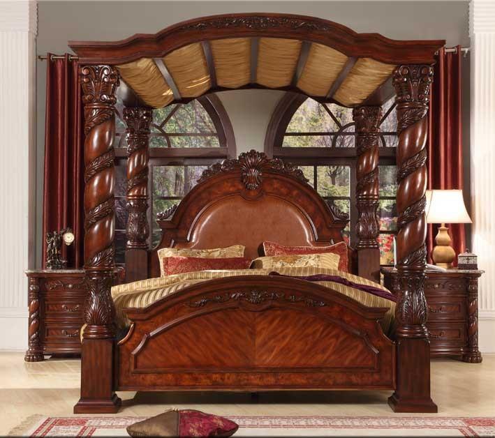 bisini new product wood bedroom set solid wood luxury king bed. Black Bedroom Furniture Sets. Home Design Ideas