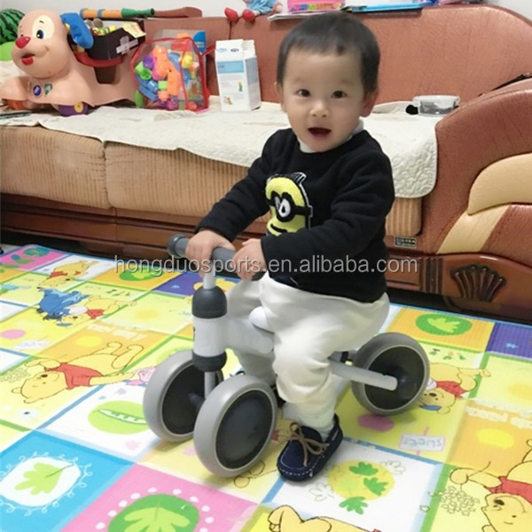 wholesale 600mm big wheels baby walking scooter