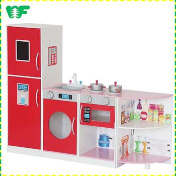 nuevos productos calientes para nios de madera de juguete juego de cocina