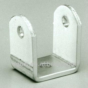 personnalis en aluminium support en m tal en forme de u buy support en forme de u supports en. Black Bedroom Furniture Sets. Home Design Ideas