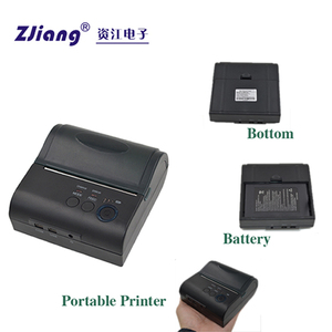 Hot items online portable wifi bluetooth cutter receipt printer bill label printers china