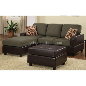 Teak Wood Cushion Sofa Set Designs Small Corner