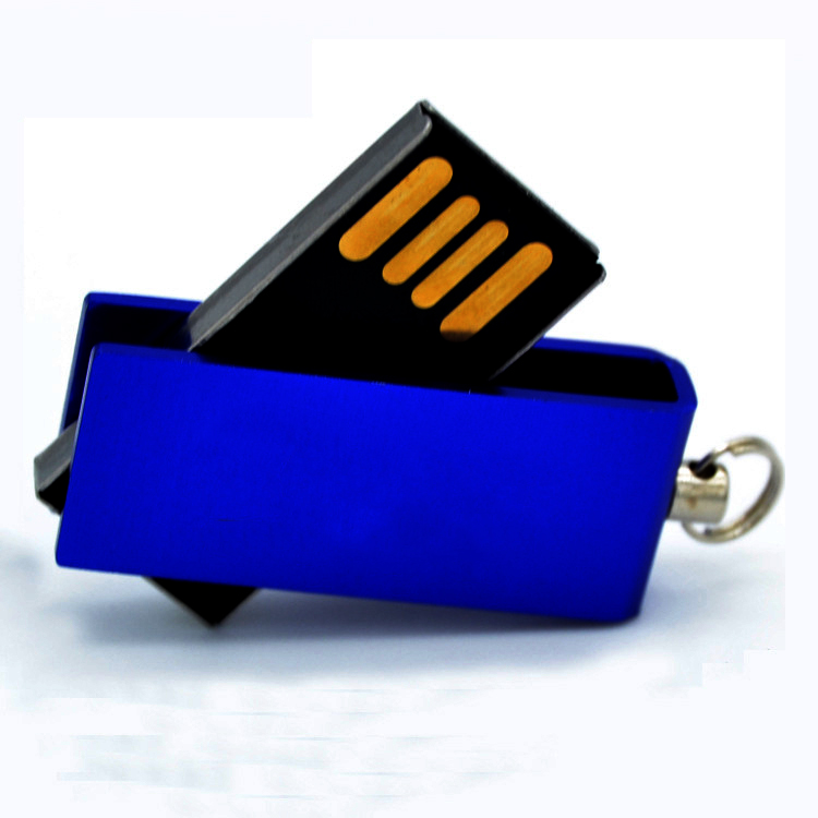 Swivel USB <strong>flash</strong> with logo