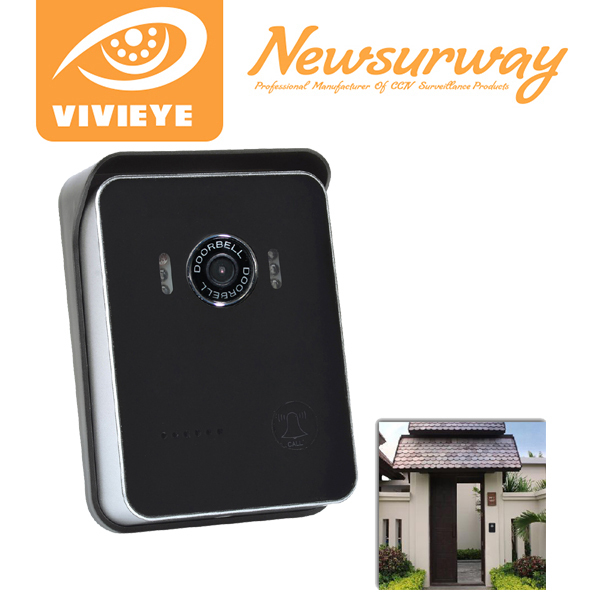 Hot IP Video Door Phone Smart MINI CCTV IP WIFI Door Bell for Home Security