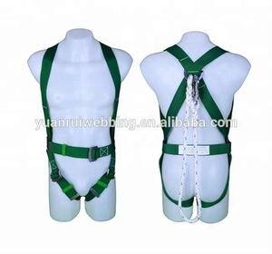 polyester safety harness hook for industrial work YR-QS021