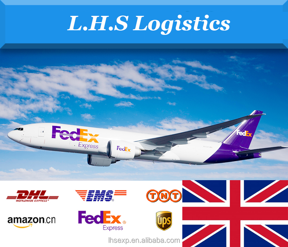 DHL/Fedex/UPS shipping agent from China to UK --Skype:Gavin Sun