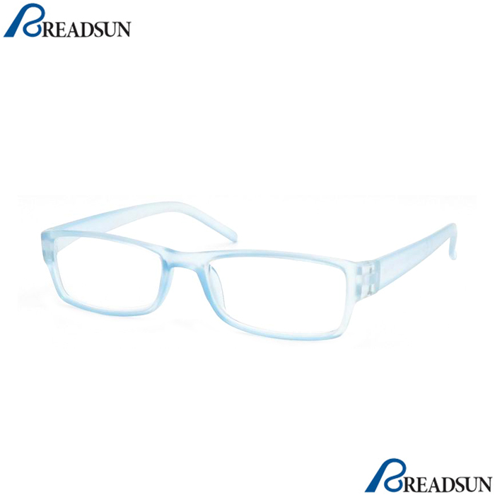 READSUN 남성 세련된 긴 사원 독서 안경 색상