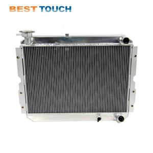High Performance Automobile Cooling Aluminum Radiator For Audi