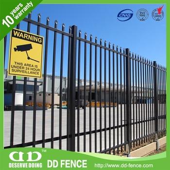 barra de hierro barandilla de aluminio puertas de jardn valla de privacidad diseos - Valla De Jardin
