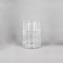 8oz Glass Jar Scented Candle with Lid