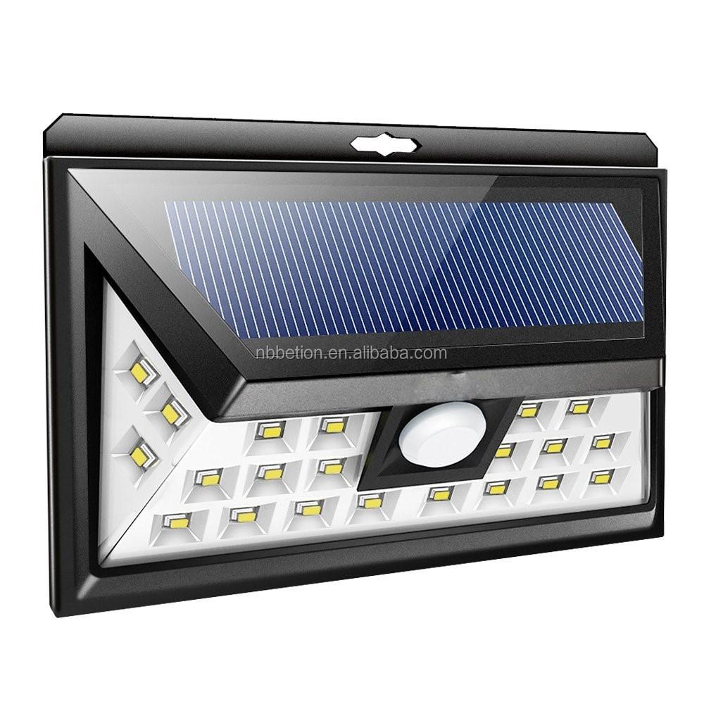 24 Led Motion Sensor Security Light Bright Cool Solar Lied Outdoor Manufacturer