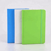 hardcover notepad with elastic band