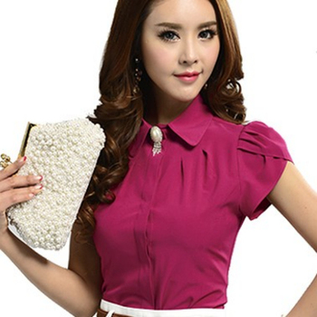 summer new design fashion office uniform designs for women pants and